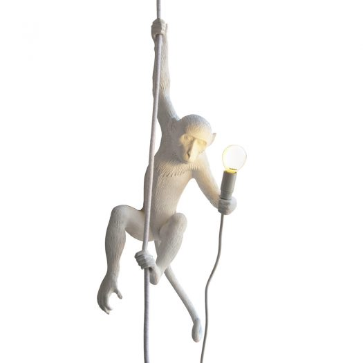 The Ceiling Hanging Monkey Lamp