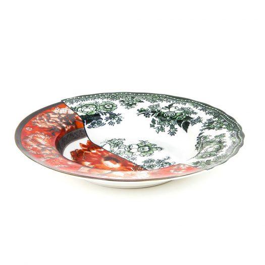 Hybrid Soup Plate