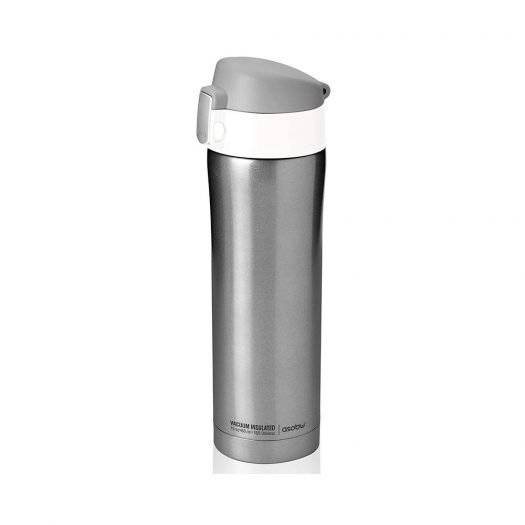 Diva Insulated Thermos Container Silver