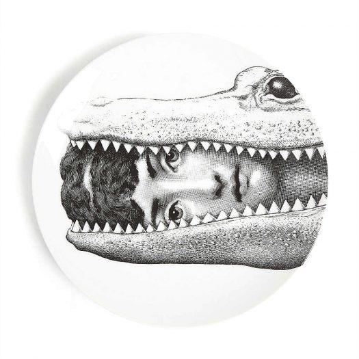 Tema e Variazioni Crocodile Plate No.233