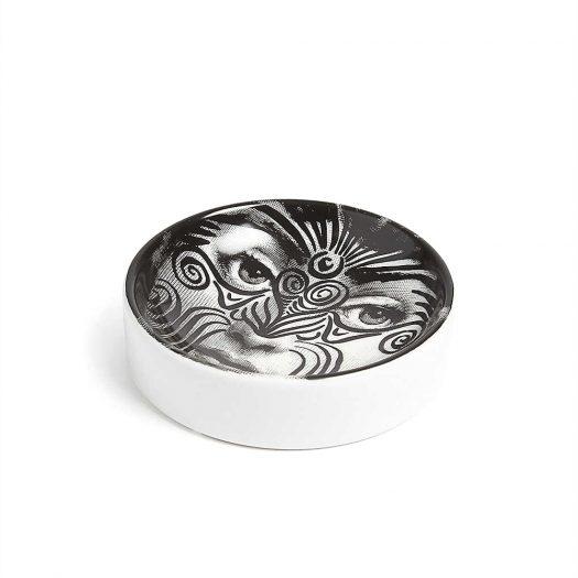 Tema e Variazioni Ceramic Ashtray 13cm