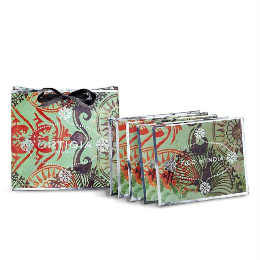 Fico d'India Scented Drawer Sachets Set of Five