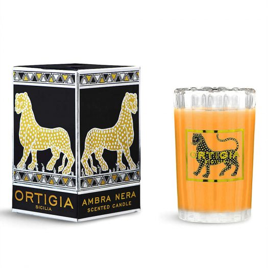 Ambra Nera Scented Candle 160g