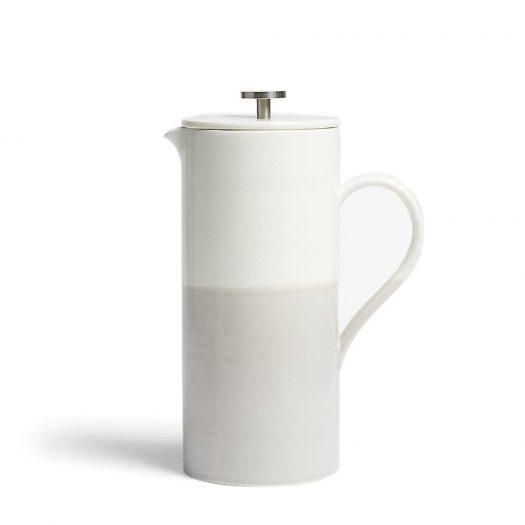 Coffee Porcelain French Press 1.6L