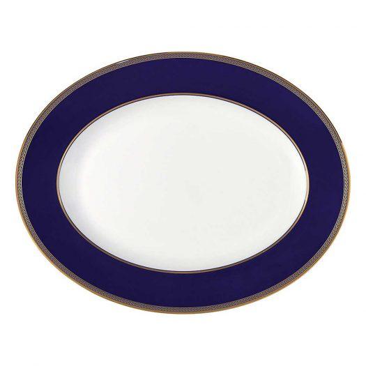 Renaissance China Oval Dish 35cm