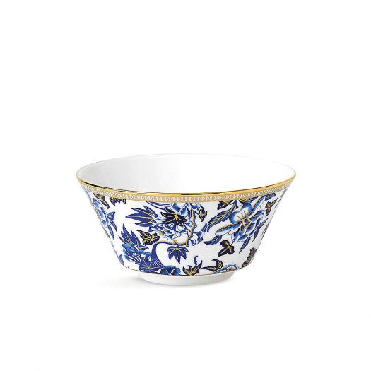 Hibiscus Cereal Bowl