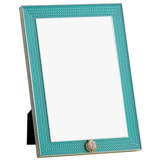 Treasures With Love Seashell Picture Frame 4x6