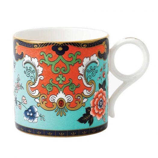 Wonderlust Collection Ornamental Scroll Mug