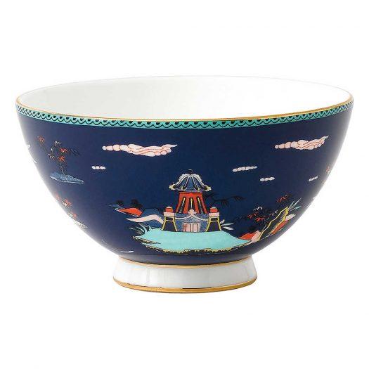 Wonderlust Collection Pagoda Jewel Bowl