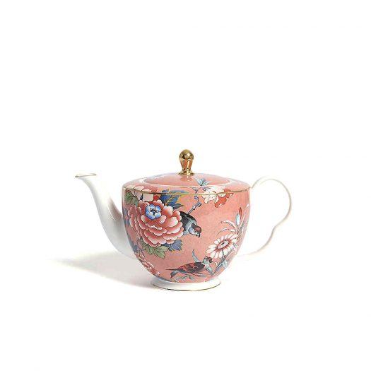 Paeonia Blush Teapot