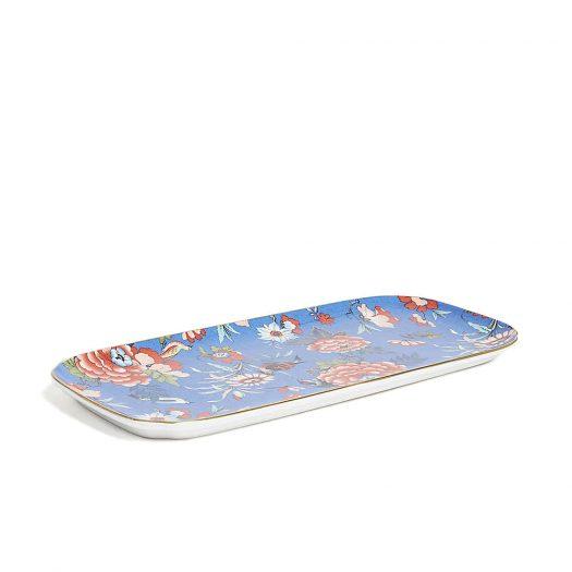 Paeonia Blush Sandwich Tray