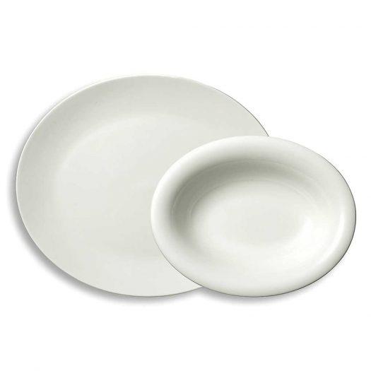 Vera Perfect White Serving Set