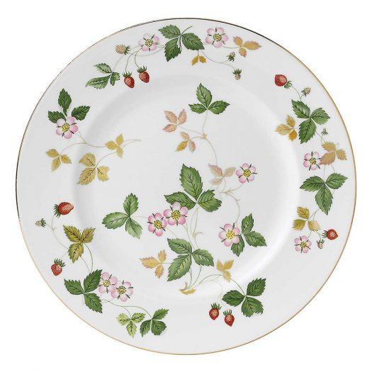 Wild Strawberry 18cm Plate