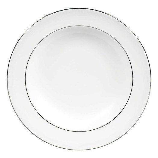 Grosgrain Soup Plate