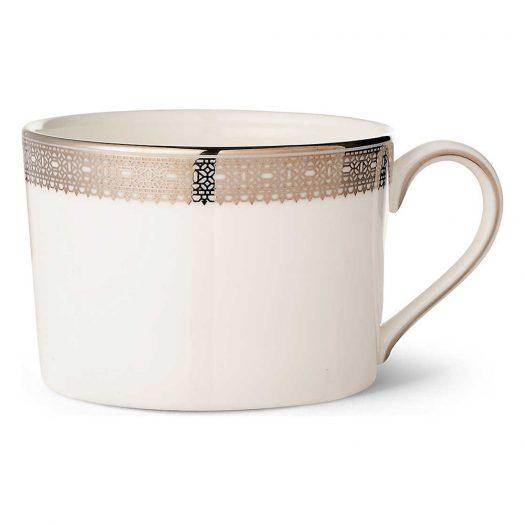 Lace Platinum Teacup