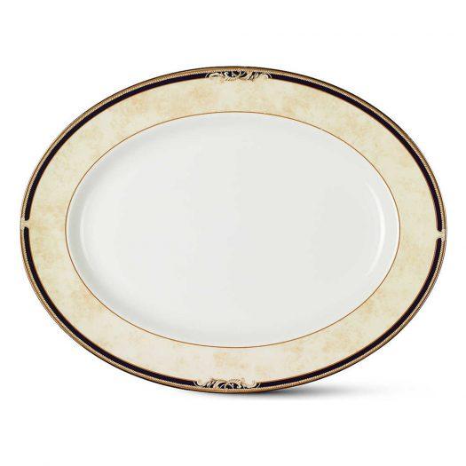 Cornucopia Large Oval Dish