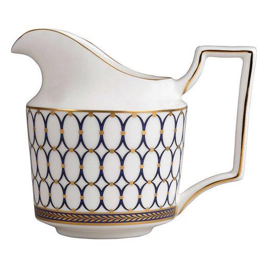 Renaissance Gold Cream Jug