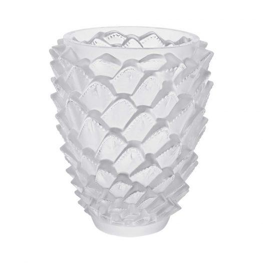 Agave Crystal Vase 30cm
