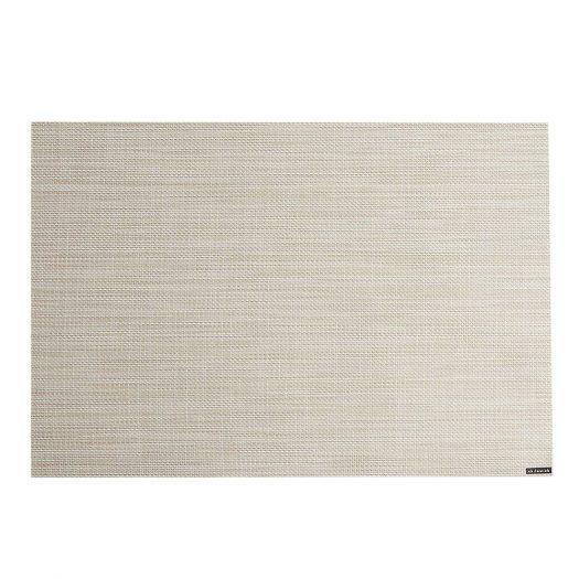 Basketweave Rectangular Placemat 36x48cm