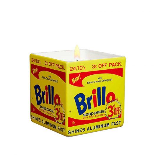 Ligne Blanche Brillo Box Porcelain Scented Candle 260g