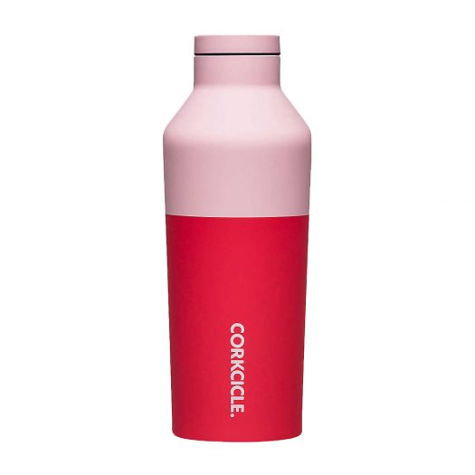 Colour Block Stainless Steel Canteen 16oz