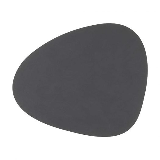 Curve Nupo Anthracite Table Mat