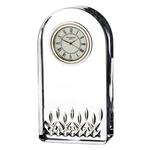 Giftology Lismore Essence Lead-Crystal Clock