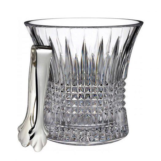 Lismore Diamond Crystal Ice Bucket 19cm