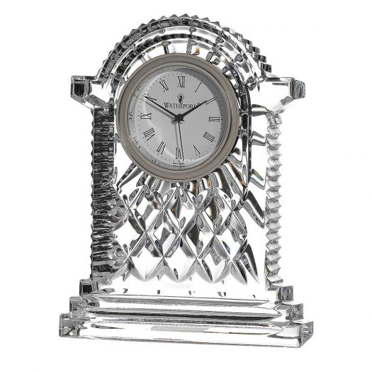 Lismore Crystal Carriage Clock