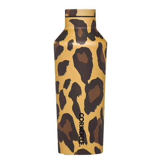 Luxe Leopard Stainless-steel Canteen 250ml