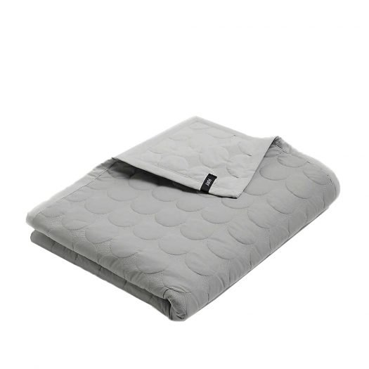 Meda Dot Cotton Throw 245cm x 235cm