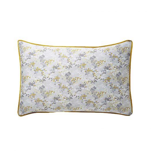 OLIVER DESFORGES Merveill Print Cotton Standard Pillowcase 50x75cm