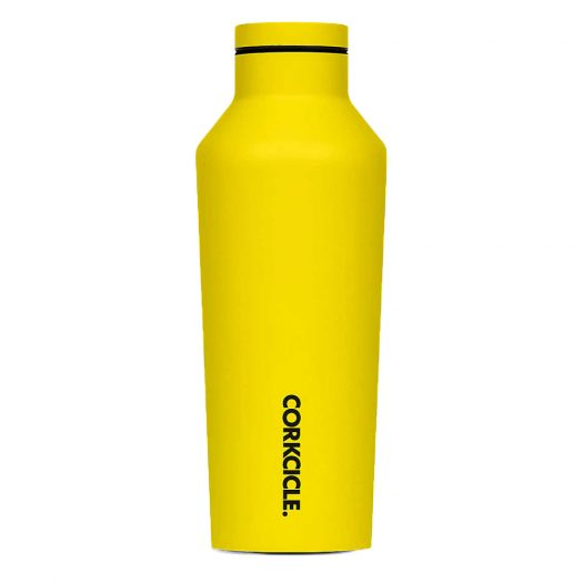 Neon Stainless Steel Canteen 9oz