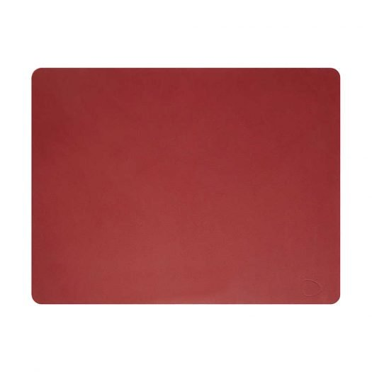 Nupo Rectangle Leather Placemat