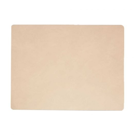 Nupo Rectangle Leather Placemat 35cm x 45cm