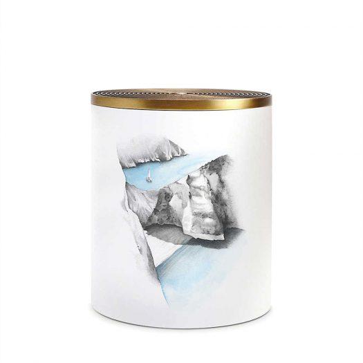 L'OBJET Eau D'egee No.3 Three Wick Candle 1kg