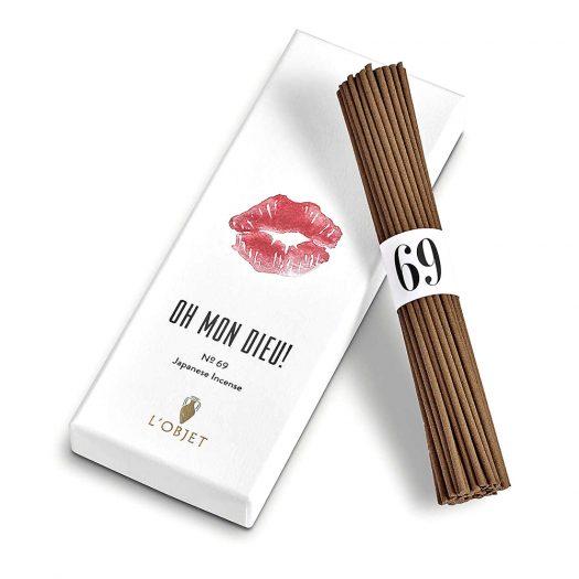 L'OBJET Oh Mon Dieu! No.69 Incense Sticks Box of 60
