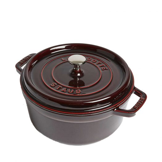 Rounded Cocotte 24 cm