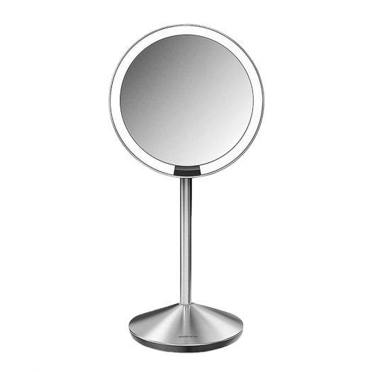 Sensor Mirror with Touch-control Brightness 20cm