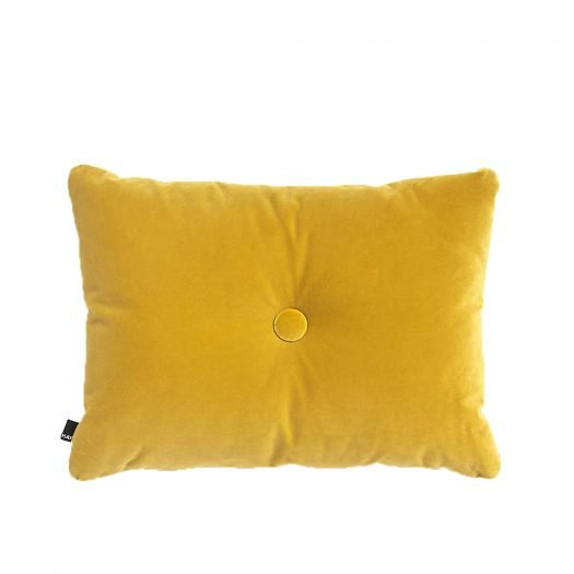 Soft Dot Cotton Cushion 60x45cm