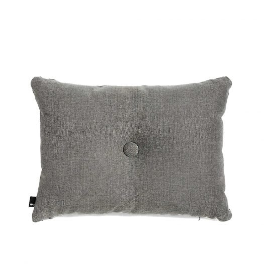 Soft Dot Cotton-linen Blend Cushion 60x45cm