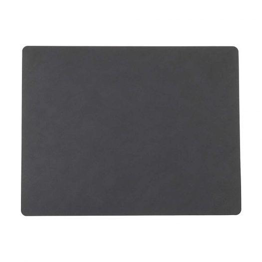Square Nupo Anthracite Table Mat