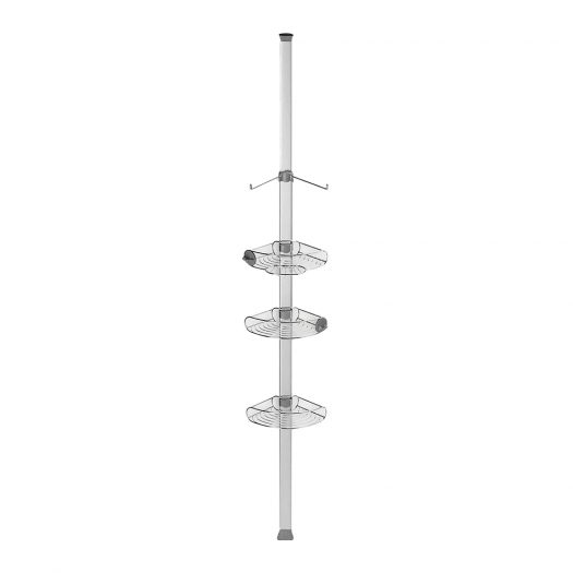 Tension Stainless Steel Shower Caddy