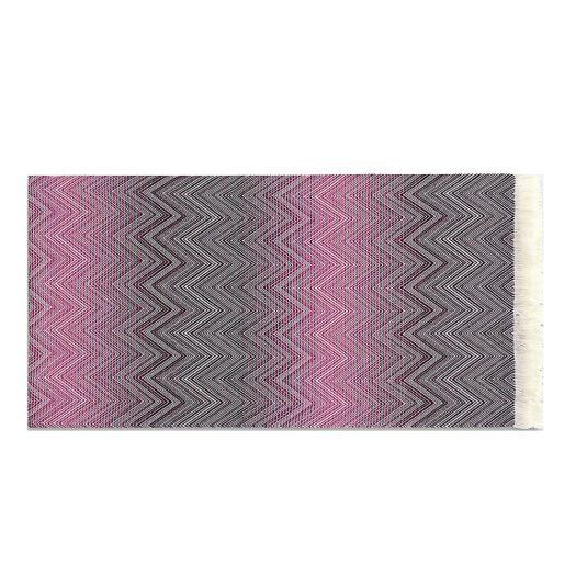 Timmy Crochet-knit Merino Wool Throw 130cm x 190cm