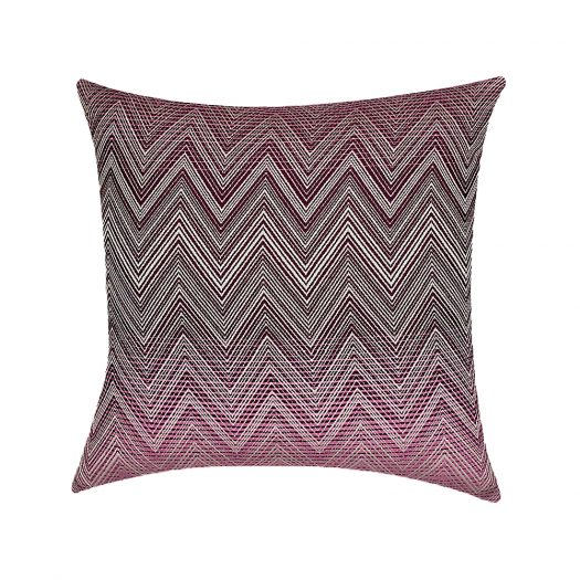 Timmy Zigzag Wool Cushion 50x50cm