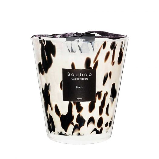 Baobab White Pearl Scented Candle 1kg