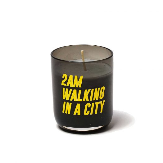 Memories 2am Walking In The City Scented Candle 700g