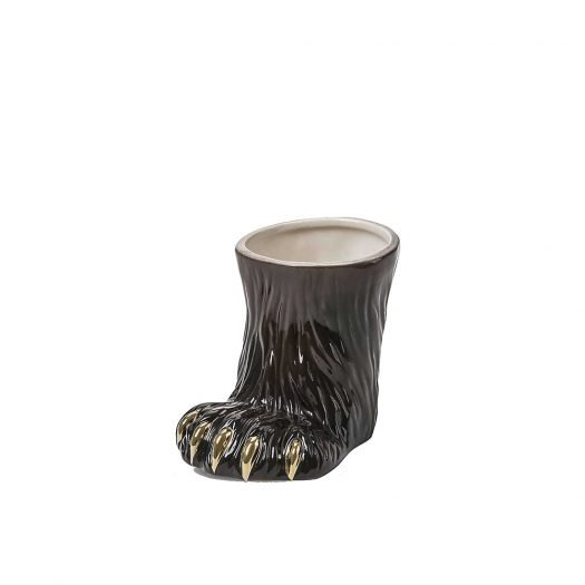 X Diesel Party Animal Dolomite Paw Cup