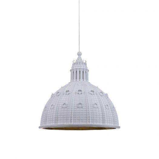 Cupolone Resin Ceiling Lamp 72cm X 70cm