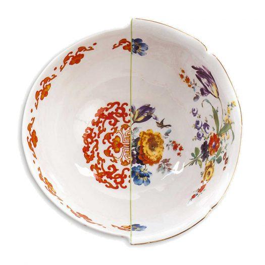 Hybrid Ersilia Bone China Porcelain Salad Bowl 17cm